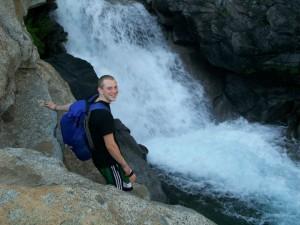 Hiking Desolation Wilderness in the Sierra Nevada Mountain Range, 2010