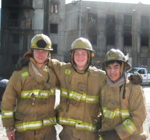 Company A -- Alex, Ben, and Verghel